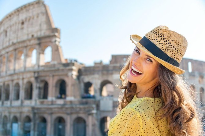 Colosseum Skip The Line Guided Tour Plus Roman Forum & Palatine Hill