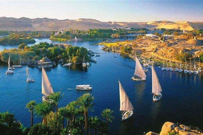 Felucca trip in Cairo