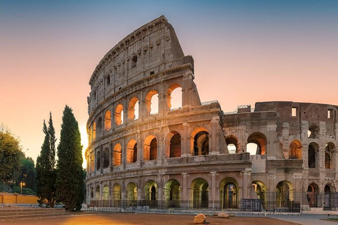 Faster than Skip the Line: Colosseum,Roman Forum & Palatine Hill Guided Tour