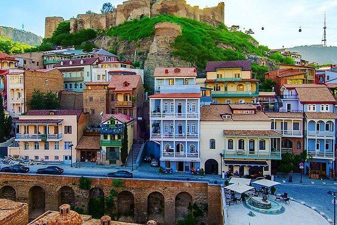 Jvari - Mtskheta - Tbilisi Private Tour