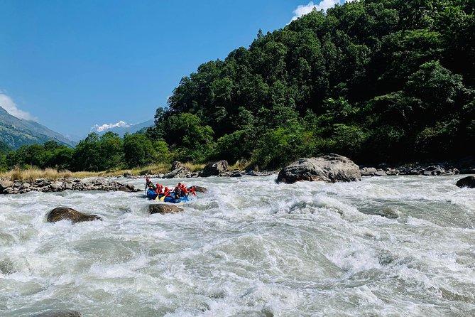 3 days Upper Budhi Gandaki whitewater rafting