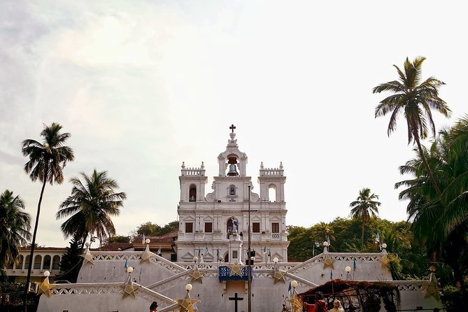 Highlights of Portuguese influenced Goa (2 Hours Guided Walking Tour)