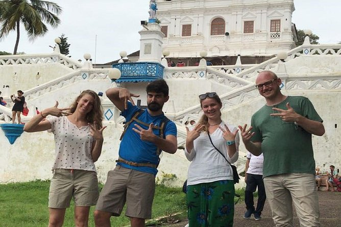 Highlights of Portuguese influenced Goa (2 Hours Guided Walking Tour) photo 7