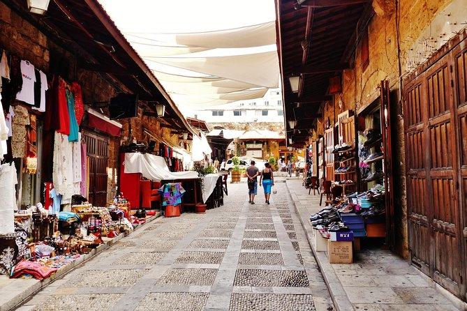 Guided Tour - Byblos, Harissa, Baatara