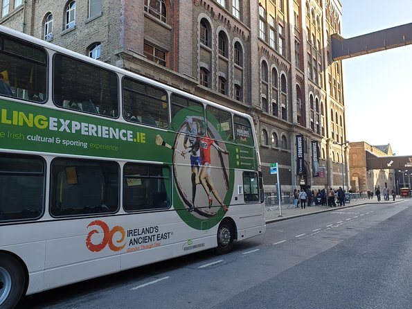 "The Dublin City ""Hurling Experience"" Bus Tour"