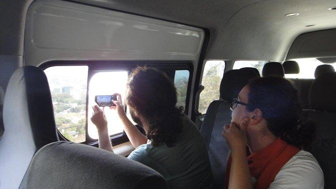 Shuttles from Antigua Guatemala to Santa Ana