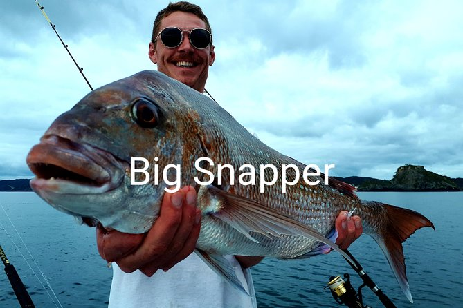 Big Snapper Fishing Adventure