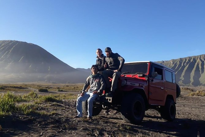 Bromo Jeep Package