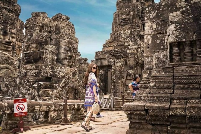 Tuk Tuk Tour , Sunrise Angkor Wat, Angkor Thom (Bayon) & Ta Prohm photo 4