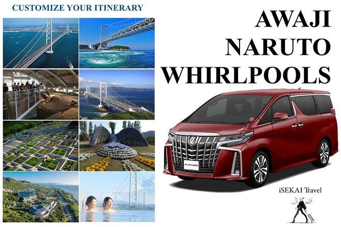 AWAJI ISLAND by Toyota ALPHARD 2019 Customize Your Itinerary