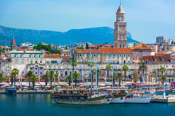 Private Transfer from Budva to Split, Hotel-to-hotel, English-speaking driver