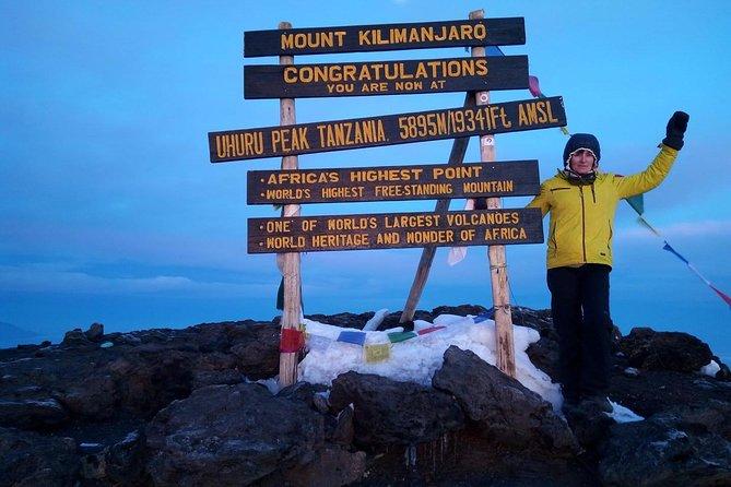 Mt.kilimanjaro Lemosho Route