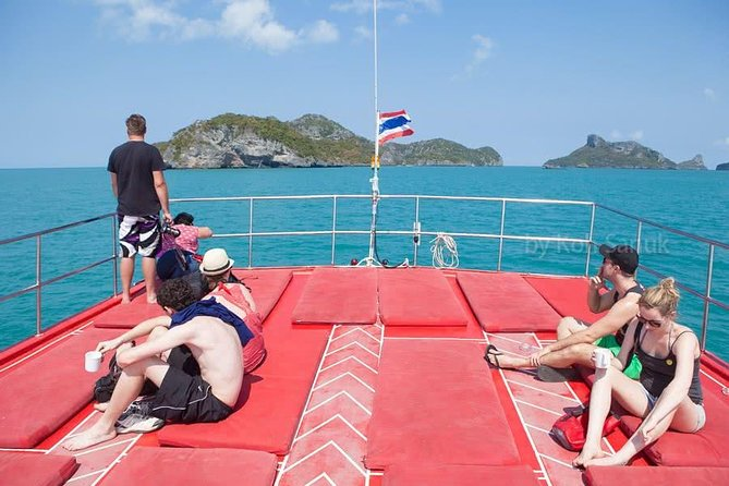Angthong National Marine Park (42 islands) with Kayaking by Big Boat photo 8