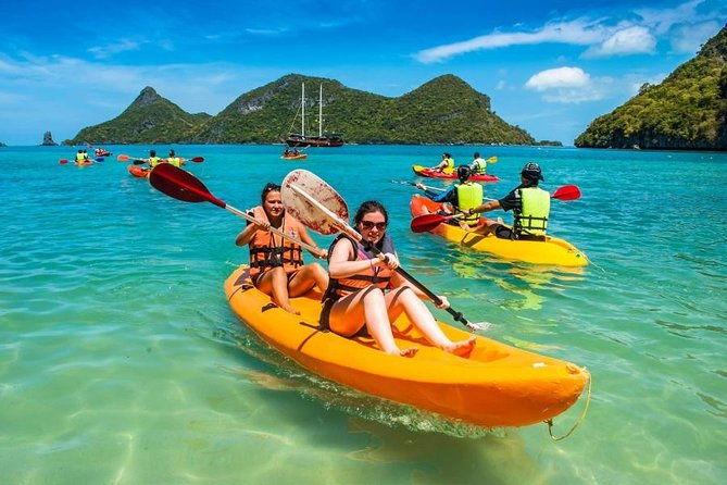 Angthong National Marine Park (42 islands) with Kayaking by Big Boat photo 11