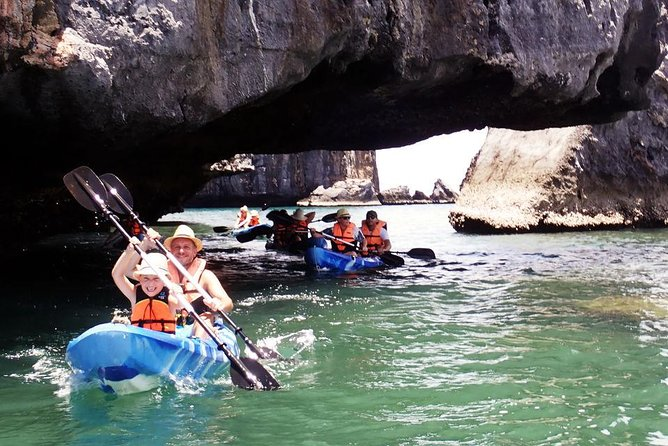 Angthong National Marine Park (42 islands) with Kayaking by Big Boat photo 14