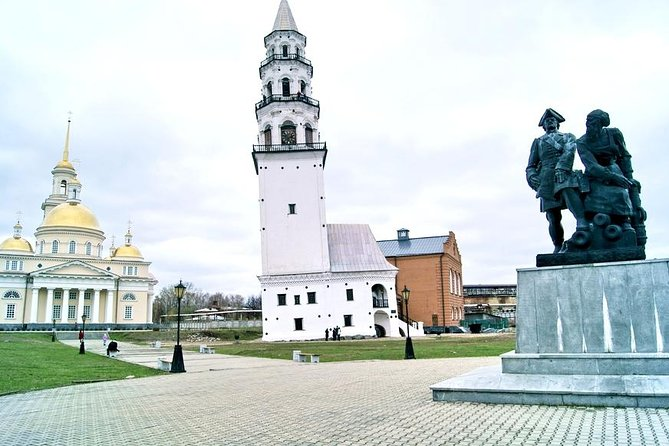1-day Tour to Nevyansk Leaning Tower & Pottery Workshop