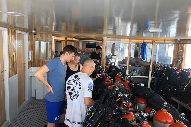 Scuba Diving Fun Dive to Racha Islands (Certified Divers Only) photo 13