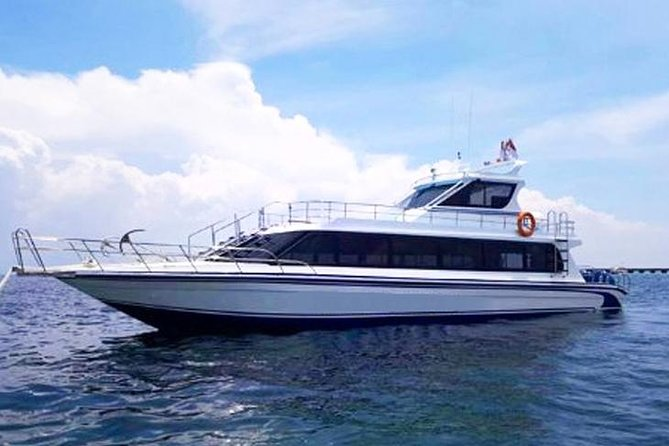 Fastboat Ticket to Nusa Penida from Bali