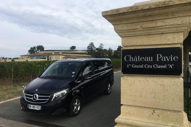 Bordeaux Gironde Saint Emilion Wine Day Tour