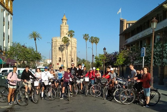Seville Bicycle Tour