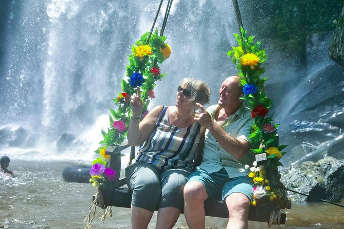 Private Day Tour,Waterfalls,Reclining Buddha,1000 Shiva Linga River,Beng Mealea