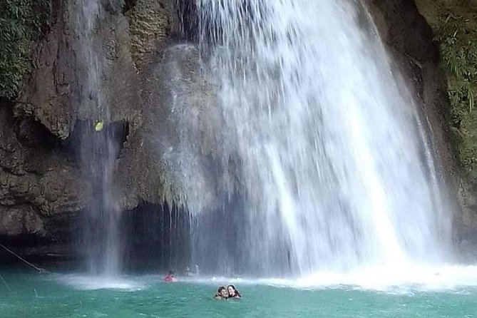Kawasan Canyoneering and Moalboal Island Hopping Adventure