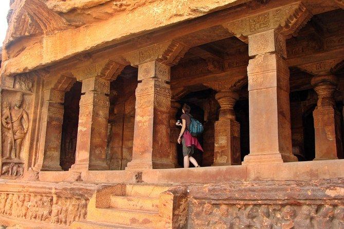 Hubli to Badami & Hampi UNESCO WHS Tour (4 Days)