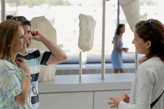 Acropolis museum afternoon tour