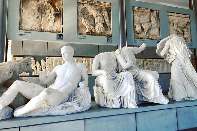 Acropolis museum afternoon tour