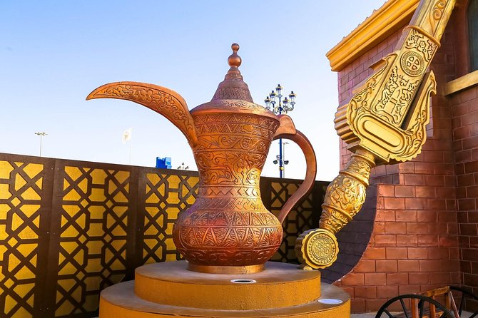 Private Magical Dubai Tour: Family Friendly Aladdin Adventure photo 2