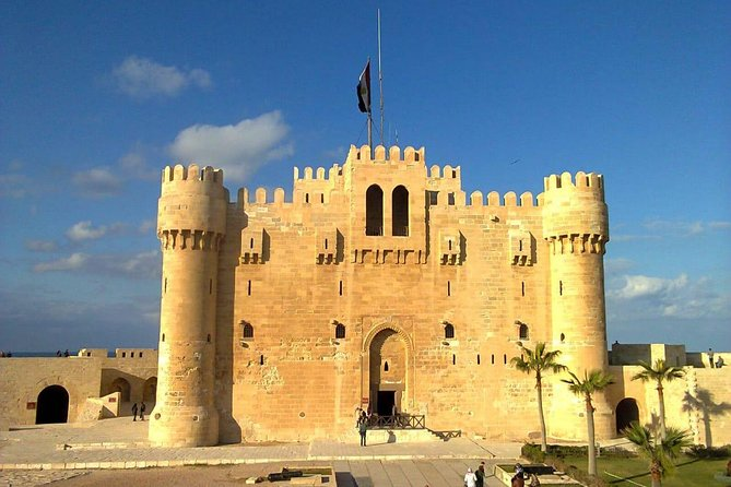 Private Day Tour To Alexandria From Cairo By Car