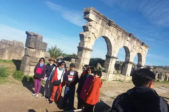 Volubilis and Meknes Day Tour from Fez (private tour)