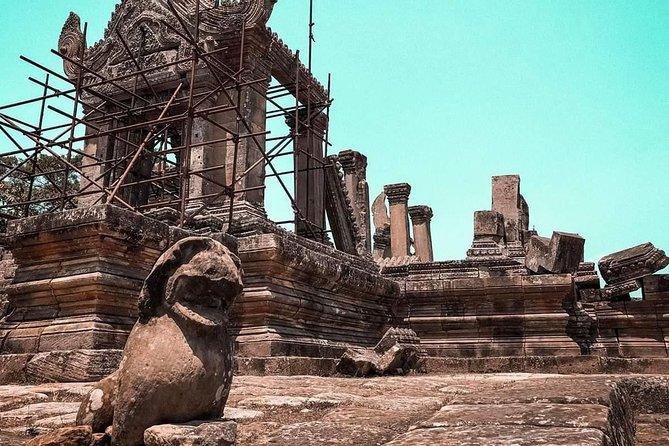 1 Day Tour to Preah Vihear, Koh Ker & Beng Mealea temple