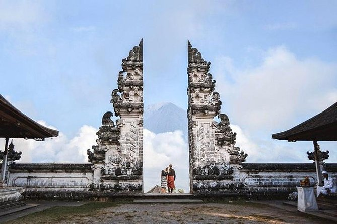 Gate of Heaven - East of Bali Tour
