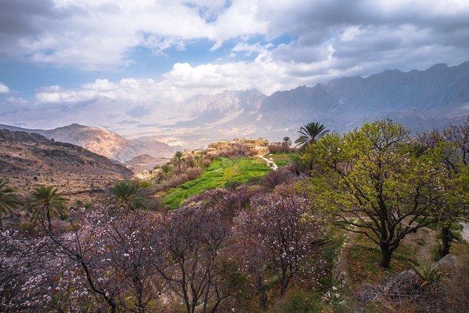 Salalah East & West Combination (excursões de Salalah): excursões de Oman Shore