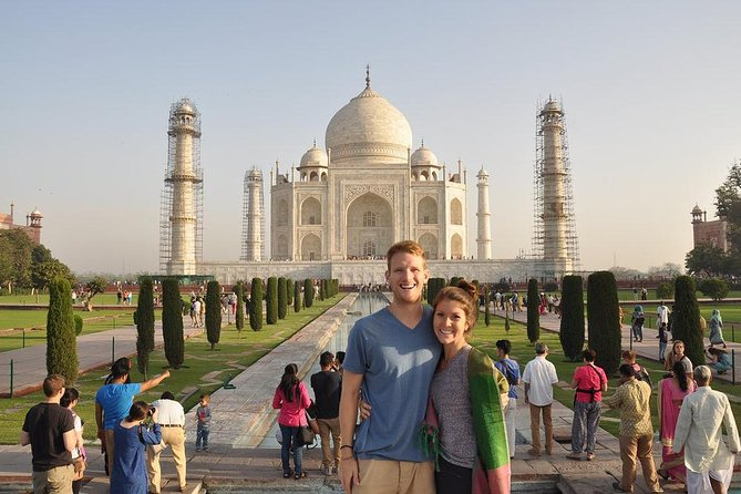 Taj Mahal Sunrise Tour from Agra Hotels/ Airport / Bus Stand / Railway Station photo 7