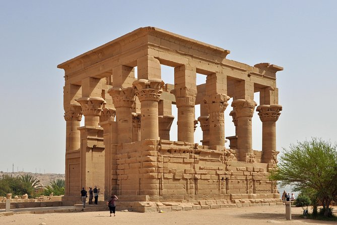 Aswan Day Tour From Marsa Alam