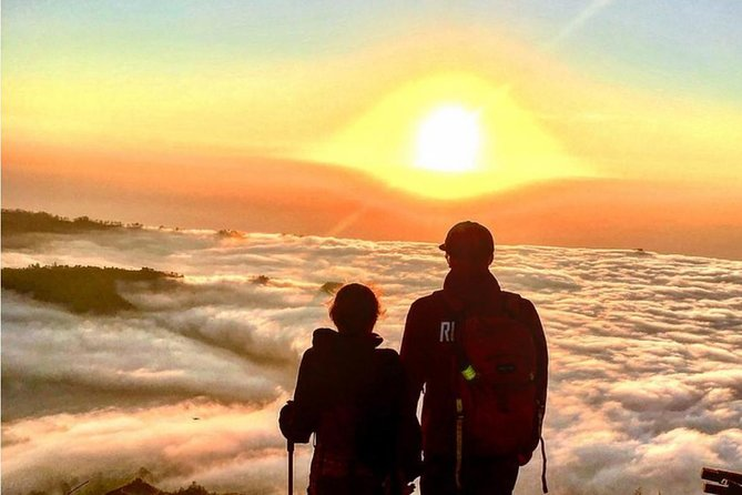 BALI Trekking : mount batur sunrise with natural hot spring