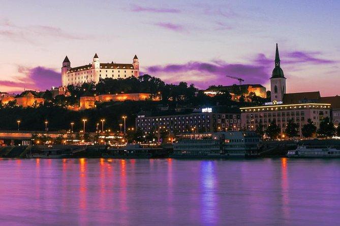The romantic Bratislava (half-day private trip from Vienna)