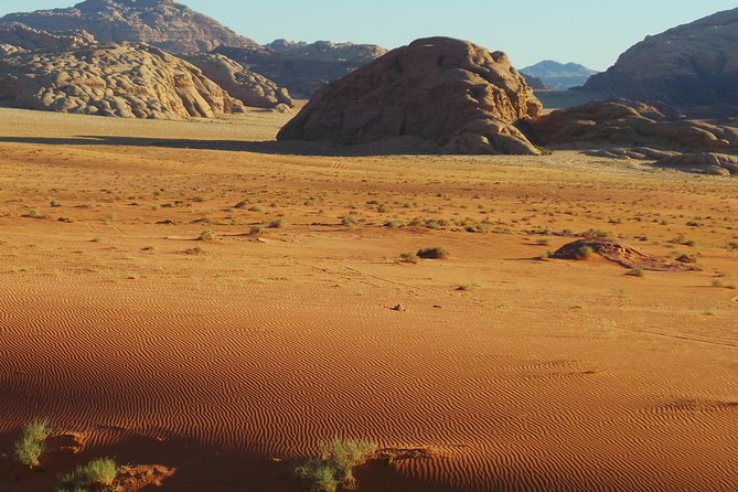 Private Day Tour to Wadi Rum from Aqaba