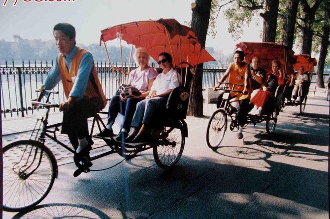 Beihai Park & Old Beijing Hutong Layover