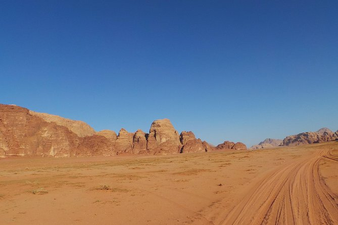 Private Day tour to Wadi Rum from Petra photo 4
