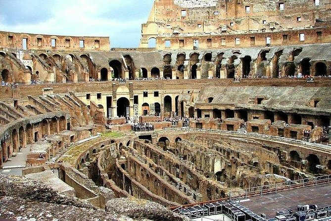 VISIT ROME: Colosseo Skip the line With Audio Guide