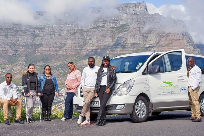 Cape Town Highlights Half Day City Tour with Table Mountain photo 15