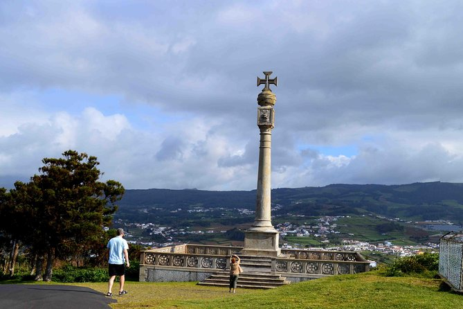 Terceira Island Highlights Tour with Private Transfer
