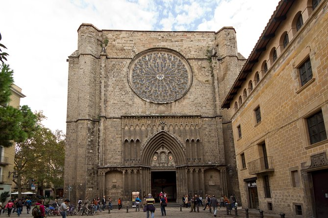 Guided tour of the Gothic Quarter