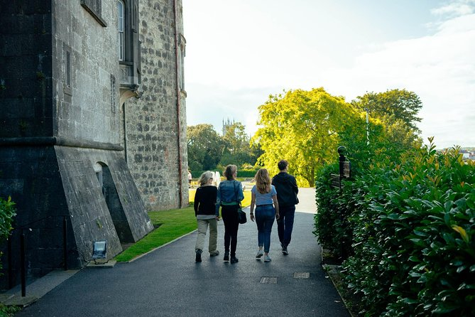 Ireland's East Coast: Private Malahide Castle & Gardens Day Trip with a Local