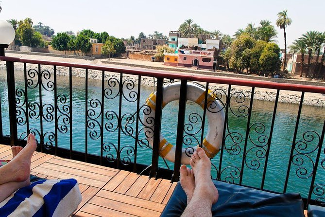Egypt Tour Package-8 Nights Cairo,Luxor,Aswan&Abu Simbel,Nile Cruise,air balloon photo 27