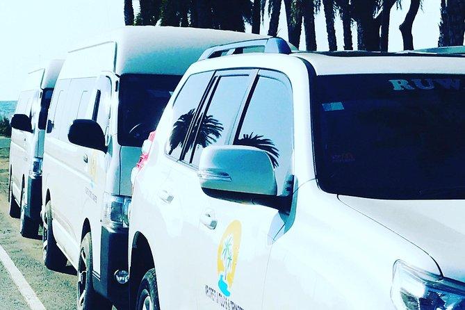 Private Transfer -Nadi Intl Airport to Warwick Resort Coral Coast