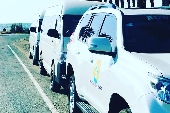 Private transfer -Nadi intl Airport to Naviti Resort Coral Coast
